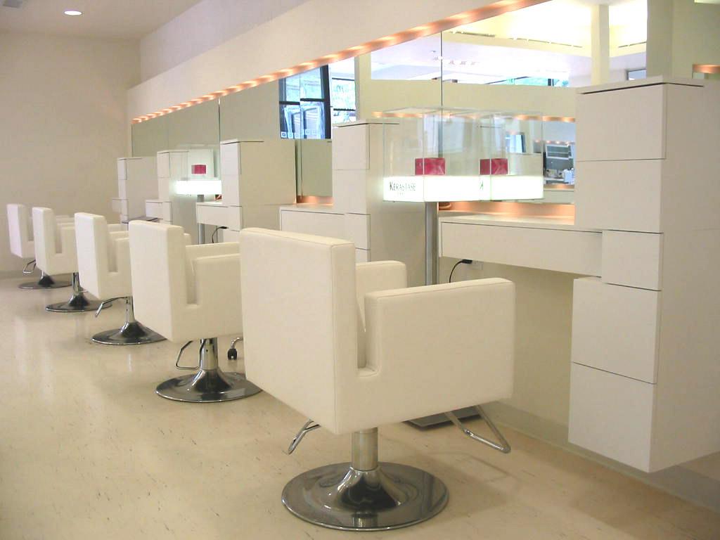 Hair Salon Lighting