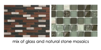 Mosaic Tiles by Graniti Fiandre at Spa Style