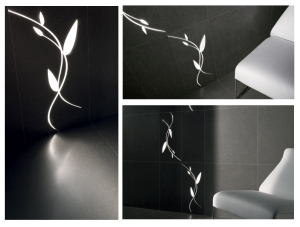 LED tile by Graniti Fiandre available at Spa Style