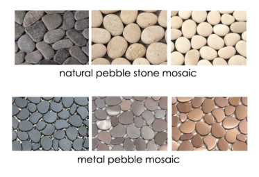 Pebble Tiles by Graniti Fiandre