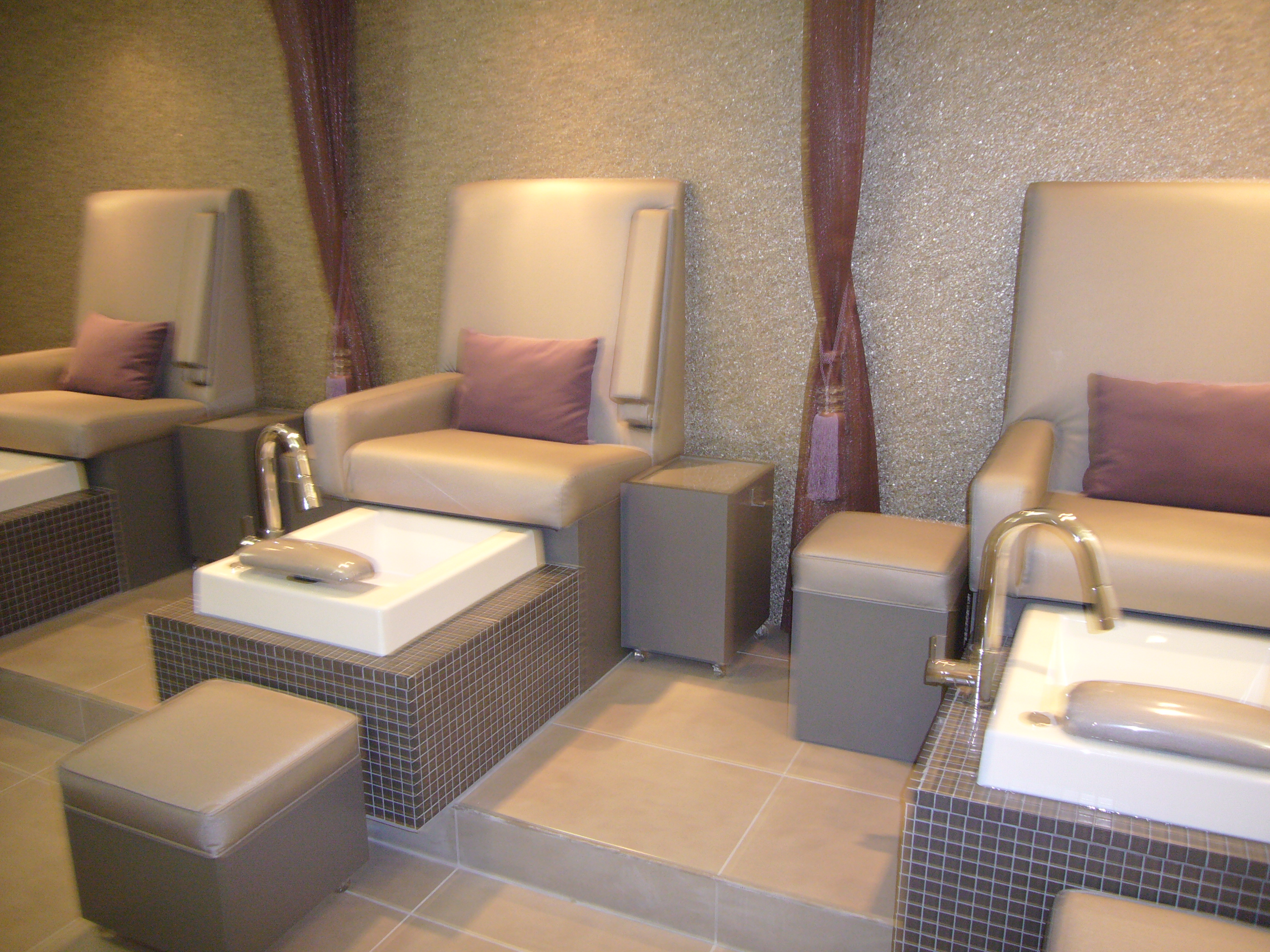 Pedicure chair dimensions - Our Custom Made Spa Pedicure Chairs